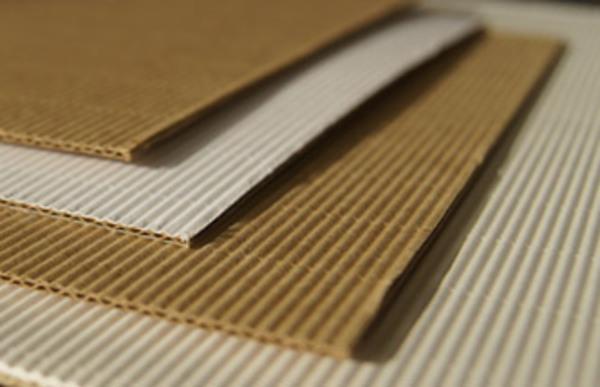 Микрогофрированный картон